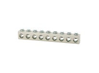 NSI PL3/0-9 3/0-6 AWG UNINSULATED MULTI-TAP CON 9 PORT