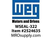 WEG WSEAL-322 WSEAL - NU322/6322 BEARING Motores