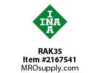 INA RAK35 Pillow block unit