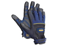 IRWIN 432001 Heavy Duty Jobsite Gloves - L