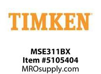 TIMKEN MSE311BX Split CRB Housed Unit Component