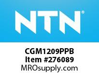 NTN CGM1209PPB CYLINDRICAL ROLLER BRG