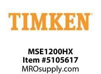 TIMKEN MSE1200HX Split CRB Housed Unit Component