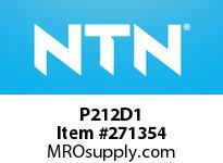NTN P212D1 CAST HOUSINGS