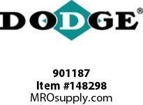 DODGE 901187 MTA1107H38T 5.0G TORQUEARM SP6