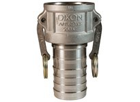 """DIXON G250-C-SS GLOBAL C&G 2 1/2"""" C - 316 STAINLESS"""