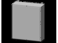SCE-16H1206SS6LP Nema 4X LP Enclosure