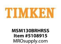 TIMKEN MSM130BRHRSS Split CRB Housed Unit Assembly