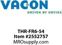 Vacon THR-FR6-54 Through hole mounting kit includes parts to upgrade power section from IP21 to IP54 Option