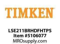 TIMKEN LSE211BRHDFHTPS Split CRB Housed Unit Assembly