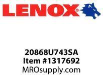 Lenox 20868U743SA KITS-U743SA 7 PIECE BOSCH JIG ASST