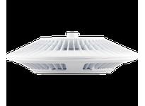 RAB PLED52W PENDANT 52W 4X 13W COOL LED W/ CLEAR LENS WHITE