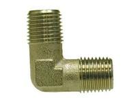 MRO 28906 1/4 X 1/4 MALE BSPT N-PLTD ELBOW