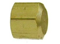 MRO 18047 1/4 COMPRESSION HEX CAP (Package of 10)