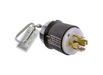 HBL_WDK HBL3PT2511 TWIST-LOCK 3PH TESTER L21-20