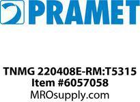 TNMG 220408E-RM:T5315
