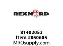 REXNORD 81402053 MR882TK10 MR882 TAB 10 INCH WIDE TABLETOP CHA