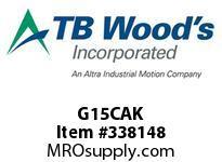 TBWOODS G15CAK 1 1/2C ACCY KIT