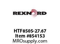 REXNORD HTF8505-27.67 HTF8505-27.67 HTF8505 27.67 INCH WIDE RUBBERTOP M
