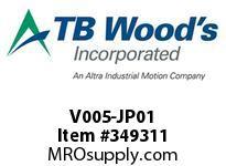 TBWOODS V005-JP01 CODE P OIL PREHEAT KIT
