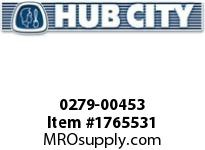 HubCity 0279-00453 PT26307 KIT REPAIR PowerTorque Shaft Mount Accessory