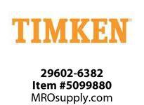 TIMKEN 29602-6382 Bearing Isolators