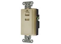 HBL_WDK USB2I USB CHRGR 2 PORT 3A 5 V IVORY