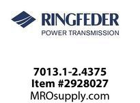 Ringfeder 7013.1-2.4375 2-7/16^ RFN 7013.1-IN Locking assembly