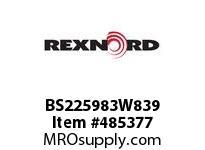 BS225983W839 RET&RA M7314XX3XXXXW83 7500706