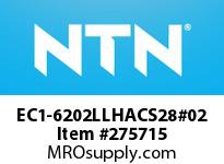 NTN EC1-6202LLHACS28#02 SMALL SIZE BALL BRG(STANDARD)