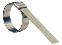 DIXON JS214 4 1/2 SMOOTH ID CLAMP 201SS