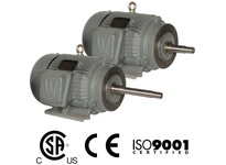 WWE WWE1.5-36-143JM 1.5HP 3600RPM 143JM FR 208-230/460 WORLD WIDE ELECTRIC MOTOR
