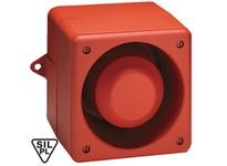 Pfannenberg 23106800601 DS 5-SIL 24 DC SIL/PL-conform 31 Tone Sounder 105 dB (A) 24 VDC Sounder SIL/PL-conform