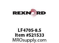 REXNORD LF4705-8.5 LF4705-8.5 175301