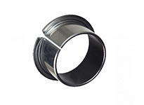 Isostatic Industries 08FTU04 TU FLANGE IN .5 X .5938 X 0.2500