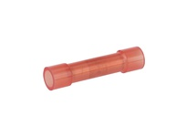 NSI B22-N 22-18 AWG NYLON INSULATED BUTT SPLICE