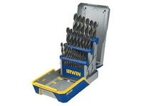 IRWIN 3018005 29 Pc. Drill Bit Industrial Set Cas