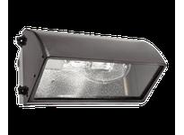 RAB WP4CH350PSQ WALLPACK 350W MH PSQT HPF CUTOFF PULSE START + LAMP BNZ