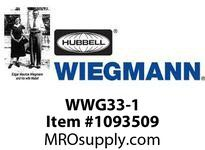 WIEGMANN WWG33-1 PACKETDESICCANT3^X3^5 CU.FT