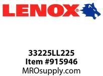 Lenox 33225LL225 LEADER BITS-LL225 LEADER 2 1/4 57MM 1/PK-LL225 LEADER 2 1/4 57MM 1X- LEADER 2 1/4 57MM 1/PK-LL225 LEADER 2 1/4 57MM 1X-