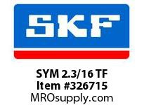 SKF-Bearing SYM 2.3/16 TF