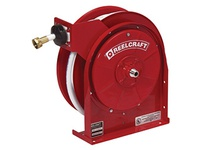 ReelCraft A5835 OLBSW23 POTABLE REEL W/HOSE 1/2 X 35ft 150psi