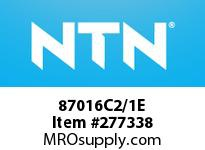 NTN 87016C2/1E SMALL SIZE BALL BRG(STANDARD)