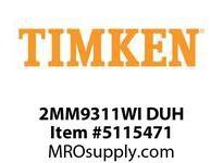 TIMKEN 2MM9311WI DUH Ball P4S Super Precision