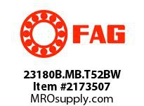 FAG 23180B.MB.T52BW DOUBLE ROW SPHERICAL ROLLER BEARING
