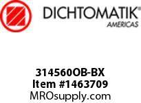 Dichtomatik 314560OB-BX OIL SEAL