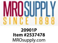 MRO 20901P 3/8OD P-IN PLASTIC SHUT-OFF VALV