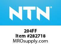 NTN 204FF CONRAD