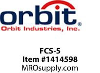 Orbit FCS-5 FULL-CUT-OFF SHROUD FOR HWP4