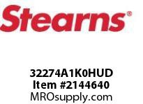 STEARNS 32274A1K0HUD BRAKE 322(2.8)35LB-IN IL 199900